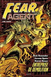Fear Agent : Entreprise de démolition #4 [2009]