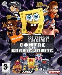 Bob l'Eponge et ses Amis : Contre les Robots-Jouets - DS