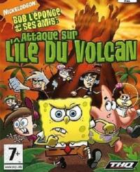 Bob l'éponge et ses amis : Attaque sur l'île du Volcan - DS