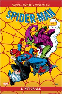 Spider Man l'Intégrale 1978 #17 [2009]