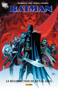 Batman : La résurrection de Ra's Al Ghul [2009]