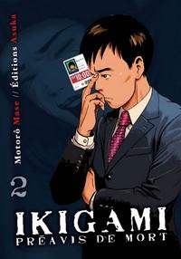 Ikigami - Préavis de mort : Ikigami [#2 - 2009]