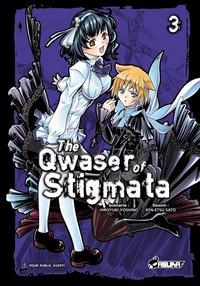 The Qwaser of Stigmata [#3 - 2009]