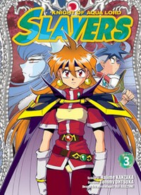 Slayers - Knight of Aqua Lord #3 [2009]
