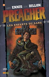 Preacher : Intégrale : Les Enfants du sang [#5 - 2009]