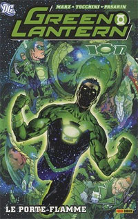 Green Lantern,  Le porte-flamme #1 [2008]