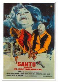Santo contra el doctor Muerte [1973]