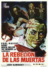La Rebelión de las muertas [1973]