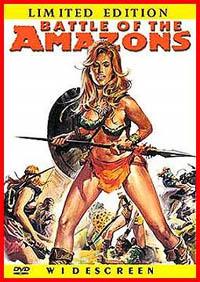 Les Amazones, filles pour l'amour et pour la guerre [1973]