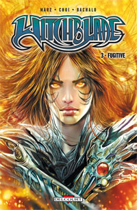 Witchblade : Fugitive #3 [2009]