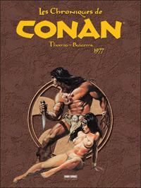 chroniques de Conan 1977 [2009]