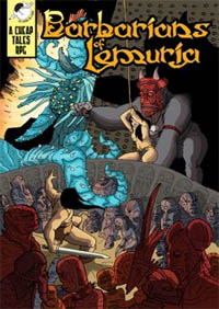 Barbarians of Lemuria [2009]