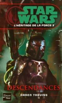 Star Wars : L'Héritage de la Force : Descendances #2 [2008]