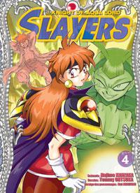 Slayers - Knight of Aqua Lord #4 [2009]