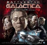 Battlestar Galactica, le jeu de plateau [2009]