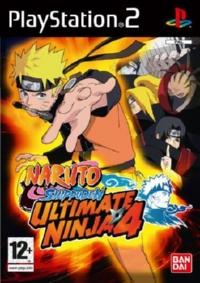 Naruto Shippuden : Ultimate Ninja 4 [2009]