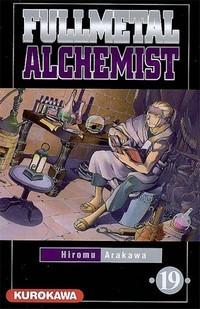 Fullmetal Alchemist [#19 - 2008]