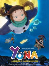 Yona Yona Penguin : Yona, la légende de l'oiseau-sans-aile