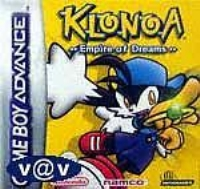 Klonoa : Empire of Dreams [2002]