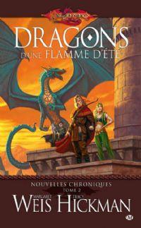 Dragonlance : Les Nouvelles Chroniques : Dragons d'une flamme d'été #2 [2009]