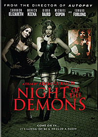 La nuit des démons : Night of the Demons [2010]