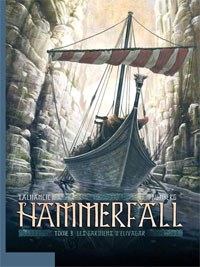 Hammerfall : Les gardiens d'Elivagar #3 [2008]