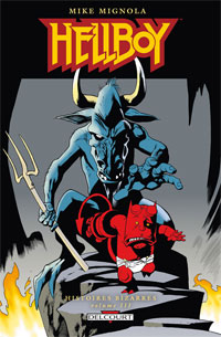 Hellboy - Histoires bizarres 3 [#116 - 2009]