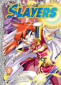 Slayers - Knight of Aqua Lord #5 [2009]