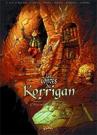 Les Contes du korrigan : L'assemblée des bardes [#7 - 2006]