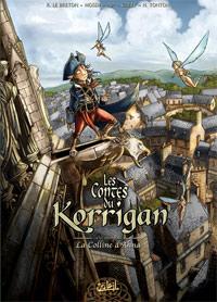 Les Contes du korrigan : La Colline d'Ahna #9 [2008]