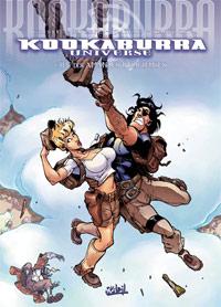 Kookaburra Universe : L'île des amantes religieuses #11 [2009]