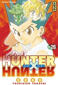 Hunter X Hunter [#26 - 2009]