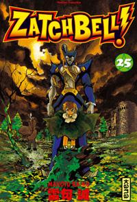 ZatchBell! [#25 - 2009]