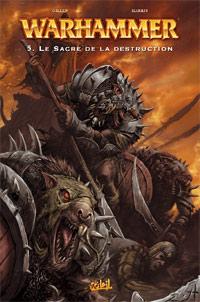 Warhammer : Le sacre de la destruction #5 [2009]