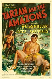 Tarzan et les Amazones [1947]