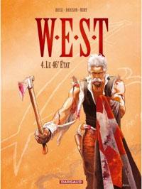 W.E.S.T : Le 46e état [#4 - 2008]