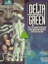 L'Appel de Cthulhu : Delta Green 1ère édition [1997]