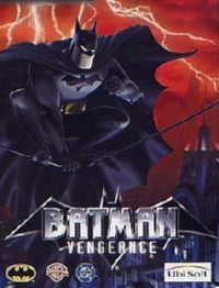 Batman Vengeance - PS2