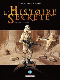 L'histoire secrète : Sion #16 [2009]