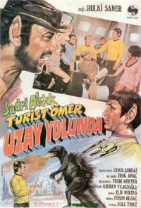 Ömer the Tourist in Star Trek [1973]