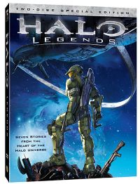 Halo Legends [2010]