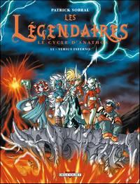 Les Légendaires : Versus Inferno #11 [2009]