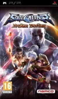Soul Blade : SoulCalibur: Broken Destiny [2009]