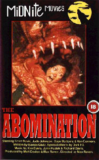 Abomination [1986]