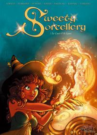 Sweety sorcellery : Le coeur d'Aï-Lynn [#1 - 2009]