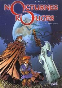 Nocturnes Rouges : Sang noir #1 [2009]