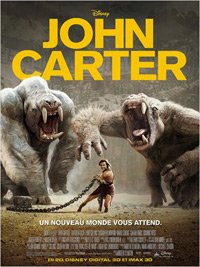 Le Cycle de Mars : John Carter