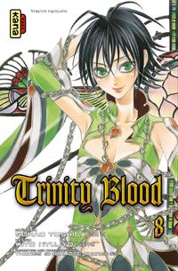 Trinity Blood #8 [2009]