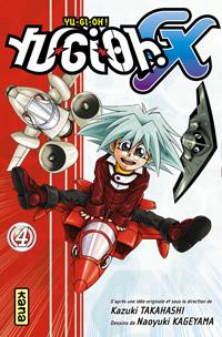 Yu-Gi-Oh! Gx #4 [2009]