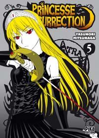 Princesse Résurrection #5 [2009]